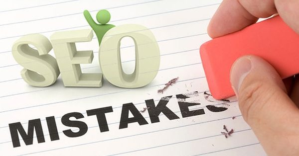 10 SEO Mistakes & Their Solutions