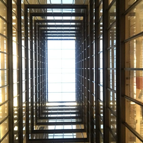 Q-Online's visit to Amazon's London headquarters