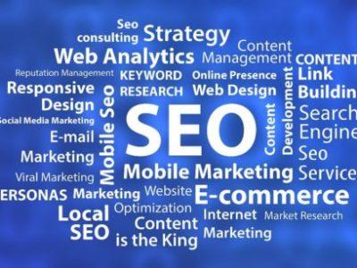 SEO - Digital marketing for startups