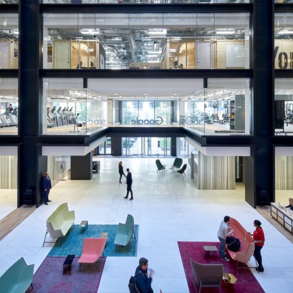 (VIDEO) Inside Google HQ London