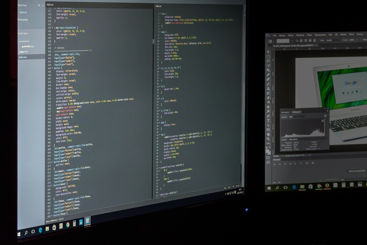 graphics designs website development