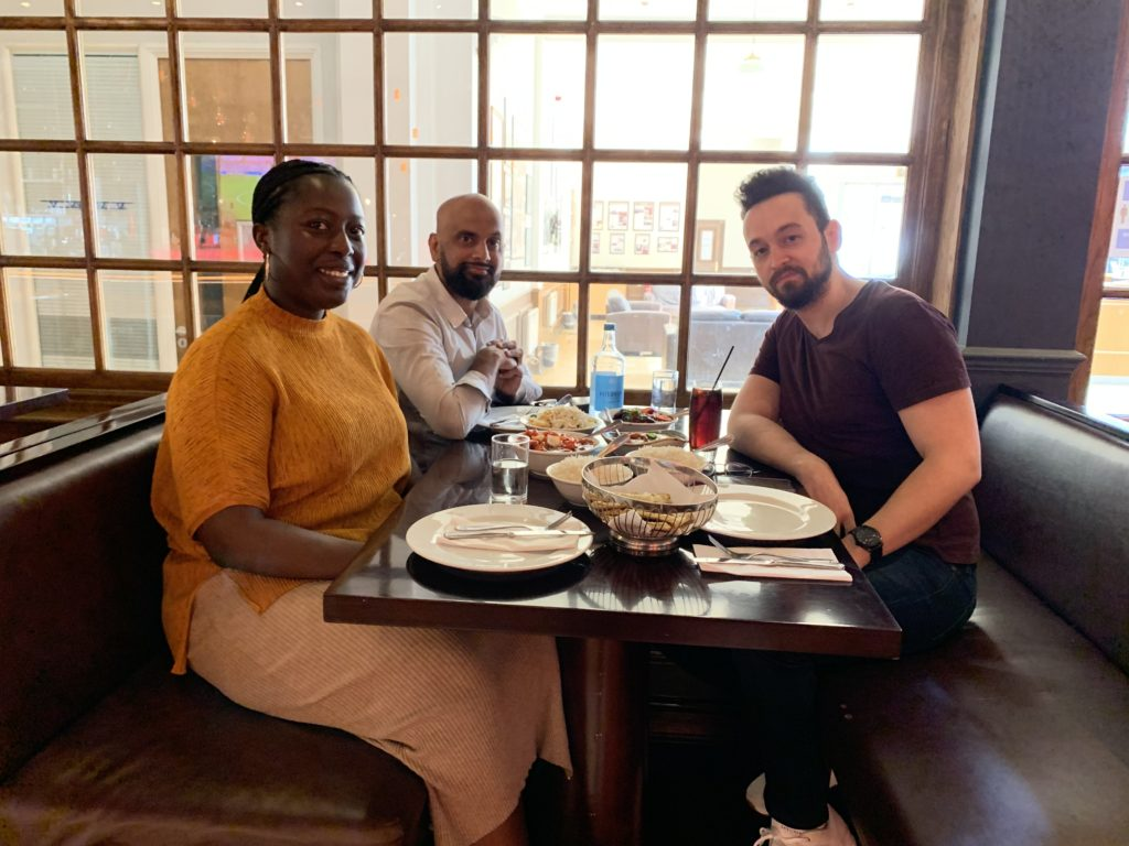 Eat out to help out: Support Croydon's restaurants Instagram Marketing